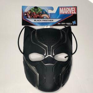 "HASBRO/MARVEL ""Black Panther"" children's mask. 5+"